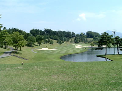 伊香保ゴルフ倶楽部<br />岡崎城コースの写真