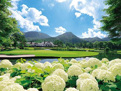 軽井沢高原ゴルフ倶楽部の写真