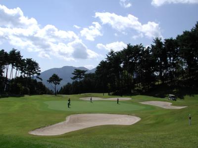 関越ゴルフ倶楽部<br />中山コースの写真