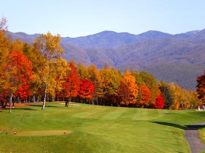 草津高原ゴルフ場の写真