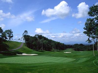 オークウッドゴルフクラブの写真