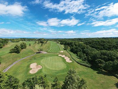 スウェーデンヒルズゴルフ倶楽部の写真