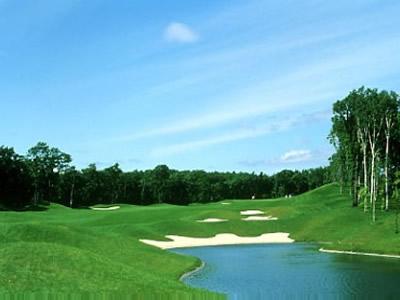 札幌北広島ゴルフ倶楽部の写真
