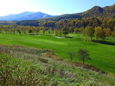 空知川ラベンダーの森ゴルフコースの写真