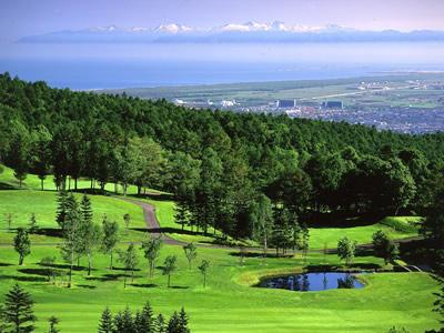 札幌テイネゴルフ倶楽部の写真