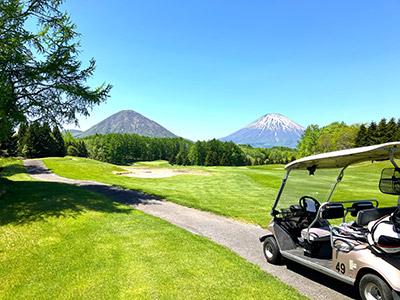 ルスツリゾートゴルフ72<br />リバーコースの写真