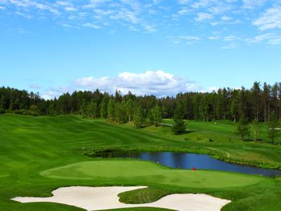 富良野ゴルフコースの写真