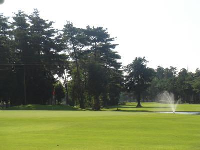 南筑波ゴルフ場の写真