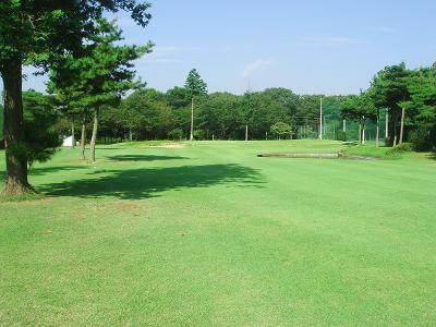南筑波ゴルフ場