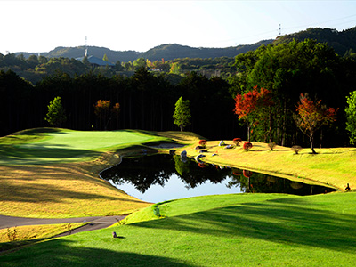オリムピックナショナルゴルフクラブWEST(旧:鶴ヶ島ゴルフ...