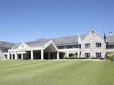 オークビレッヂゴルフクラブの写真