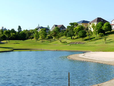 季美の森ゴルフ倶楽部の写真