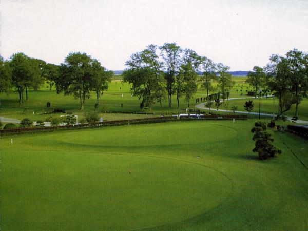 野田市パブリックゴルフ場<br />ひばりコースの写真