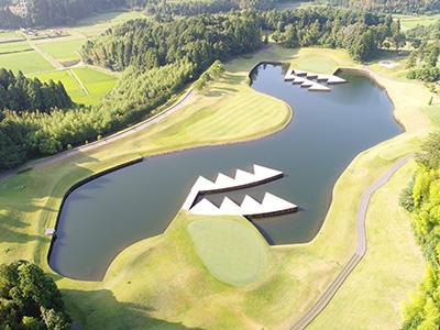 芝山ゴルフ倶楽部の写真