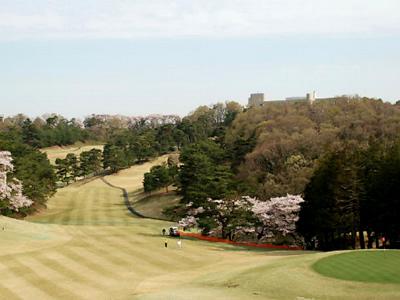 川崎国際生田緑地ゴルフ場の写真