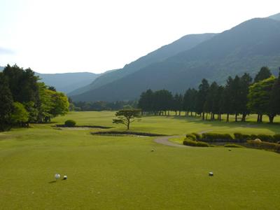 富士屋ホテル仙石ゴルフコースの写真