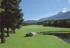 箱根湖畔ゴルフコースの写真