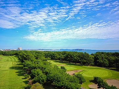 茅ヶ崎ゴルフ倶楽部の写真