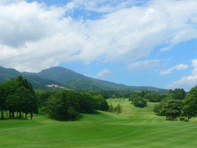 赤倉ゴルフコースの写真