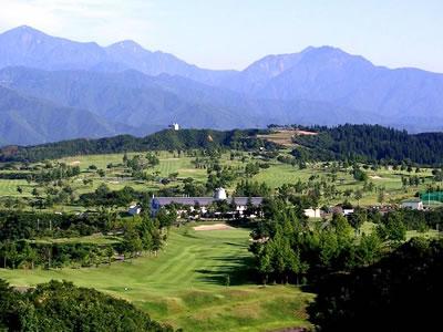 越後ゴルフ倶楽部の写真