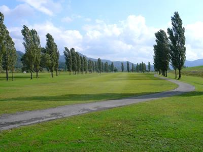 村上市営あらかわゴルフ場の写真