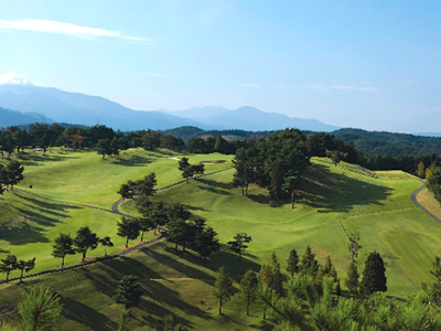 笹神五頭ゴルフ倶楽部の写真