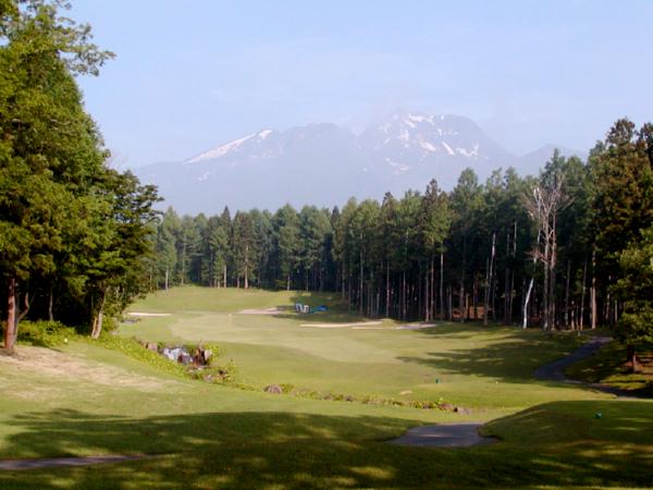 妙高高原ゴルフ倶楽部の写真
