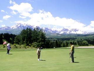妙高サンシャインゴルフ倶楽部の写真