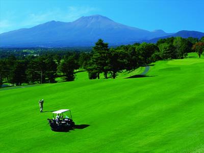 軽井沢浅間ゴルフコースの写真