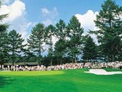 軽井沢72ゴルフ 北コース...