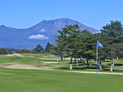 軽井沢72ゴルフ<br />西コースの写真