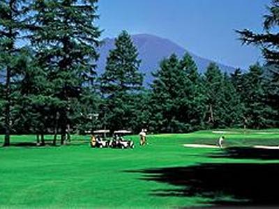 軽井沢プリンスホテルゴルフコースの写真