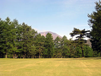 軽井沢プリンスホテルゴルフコース