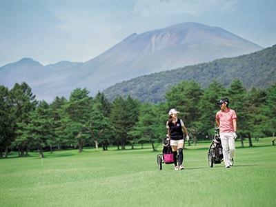 晴山ゴルフ場の写真