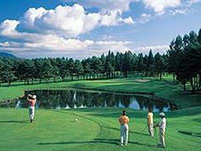 津軽高原ゴルフ場の写真