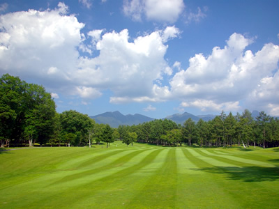 三井の森蓼科ゴルフ倶楽部の写真