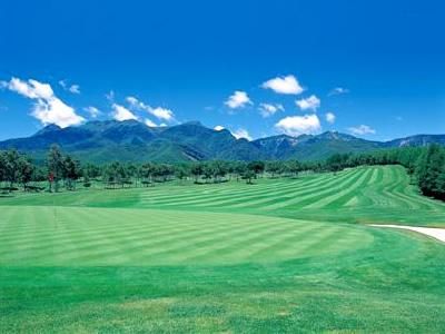 八ヶ岳高原カントリークラブの写真