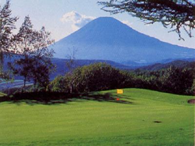 ルスツリゾートゴルフ72<br />ウッドコースの写真