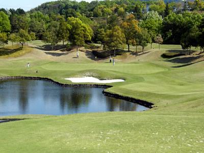グリーンヒル関ゴルフ倶楽部の写真