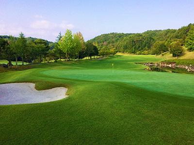 グリーンヒル瑞浪ゴルフ倶楽部の写真