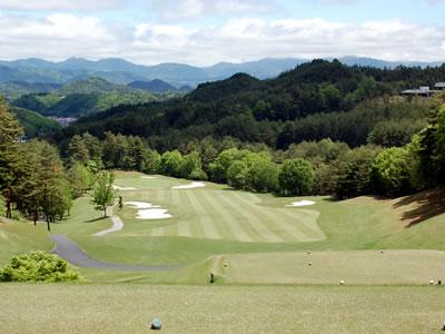 飛騨高山カントリークラブの写真