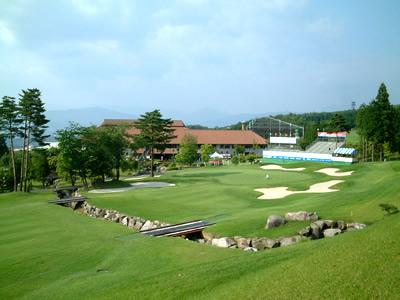 ユーグリーン中津川ゴルフ倶楽部の写真