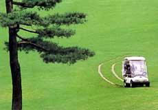 篭坂ゴルフクラブ