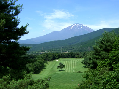 東富士カントリークラブの写真