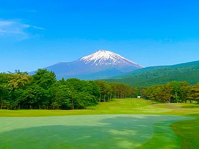 富士高原ゴルフコースの写真