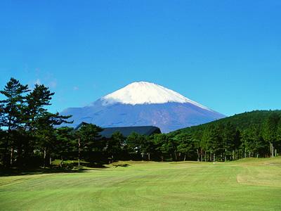 富士国際ゴルフ倶楽部の写真