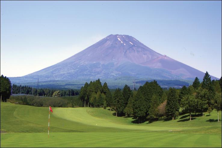 南富士カントリークラブの写真