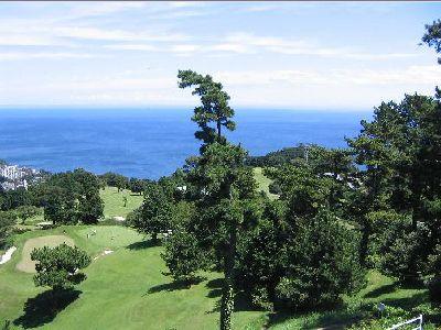 熱海ゴルフ倶楽部の写真