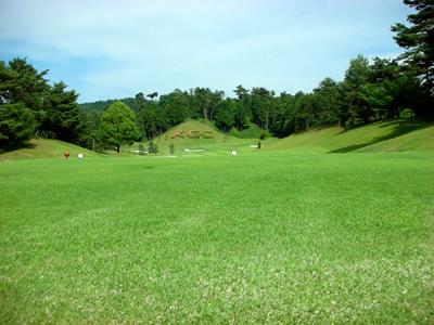 桔梗が丘ゴルフコース
