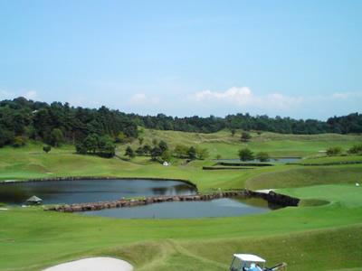 セントレイクスゴルフ倶楽部の写真